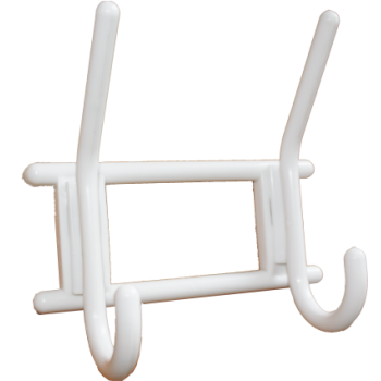 2-х крючковая вешалка