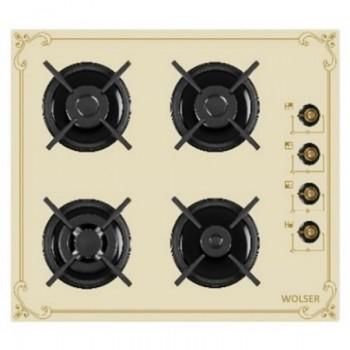 Газовая панель Wolser WL- F 6400 GT IC Ivory R