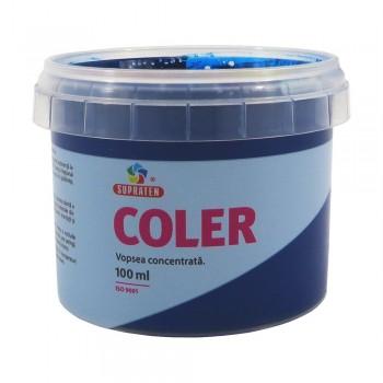 Концентрированная краска Coler №111 Синий 100мл 6000762