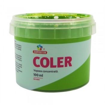 Концентрированная краска Coler №113 Фисташковый 100мл  600077