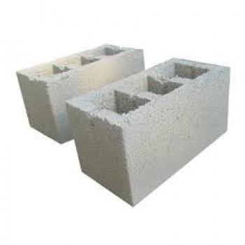 Блок стеновой (фортан)  20x40