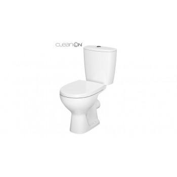 Arteco WC Компакт Clean On 3/5л нижней подводкой микролифт