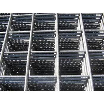 Сетка сварная армирующая (0.050x0.050) 2x1м 3мм
