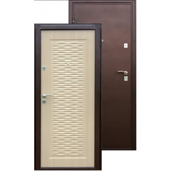 Дверь Волна - Клён (Право) 96
