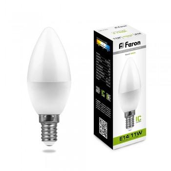Лампа светодиодная Feron LB-770 11W 4000k