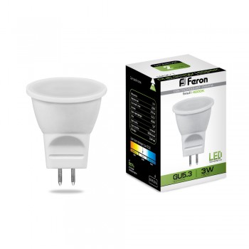 Лампа светодиодная Feron LB-271 G5.3