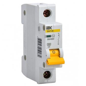 Автоматический выключатель IEK 10C 1P