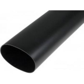 Трубка термоусадочная 100мм чёрный