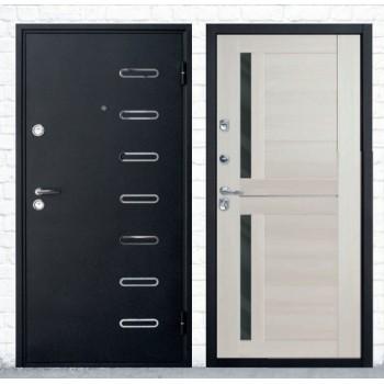 Дверь Горизонт 02 - Белёный дуб  (Лево) 86