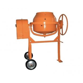 Бетономешалка оранжевая защита двигателя 120 Л. MPN