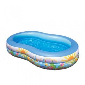Бассейн надувной детский Intex 56490