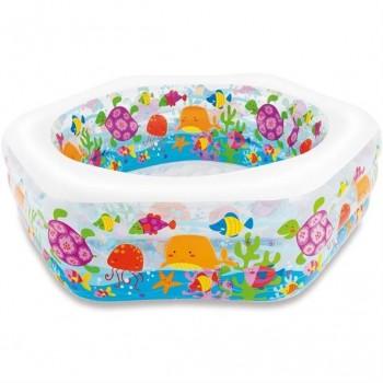 Бассейн надувной детский Intex 56493