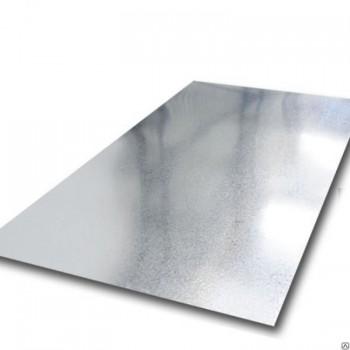 Лист оцинкованный 0.45mm 1x2m