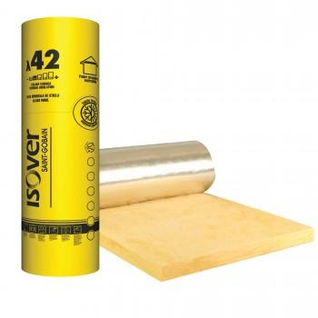 Минвата ISOVER ALUM. 50mm 14.4m2