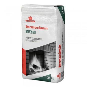 Сухая смесь Termocamin700 белая 25кг