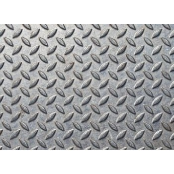 Лист металлический рифленый  3мм 1000х4000 мм