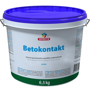Грунтовка Betokontakt 6.5кг 6000371