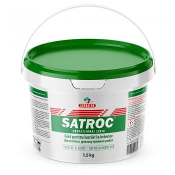 Шпатлевка Satroc 1.5кг 6000122