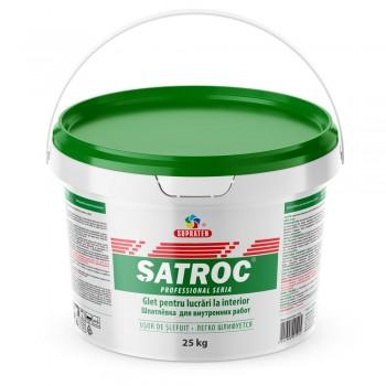Шпатлевка Satroc 25кг 6000118