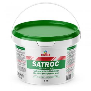 Шпатлевка Satroc 5кг 6000121
