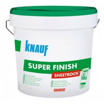 Шпаклевка Sheetrock SuperFinish 25KG