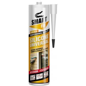 Универсальный силикон SMART FIX 280мл бел.