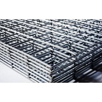 Сетка сварная оцинкованная 12x50 D2.5mm 1x2m