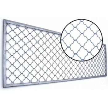 Панель декоративная 60х60 Н-0.7м L-2м D-3,5мм ОЦ