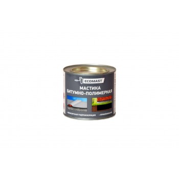 Мастика Битумно-Полимерная 2Л Ecomast