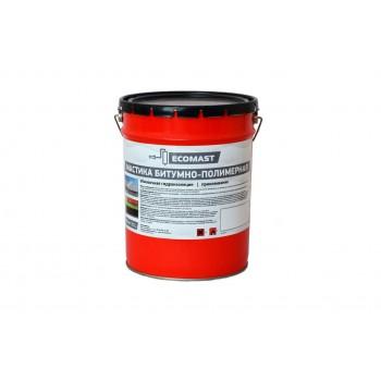 Мастика битумно-Полимерная 5л Ecomast