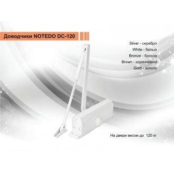 Доводчик NOTEDO DC-120