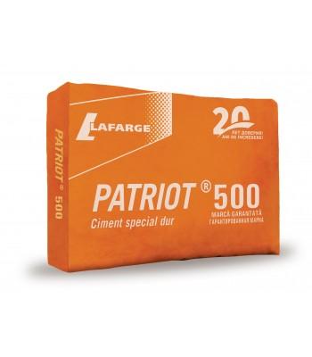 Цемент Patriot M500 40кг